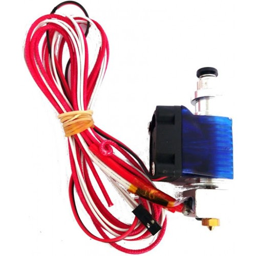 E3D V6 J-head Hotend Extruder with fan Remote distance